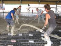 Vloeibaar beton